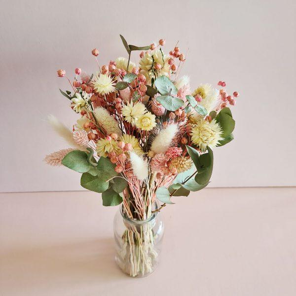 Achat bouquet fleurs séchées déco