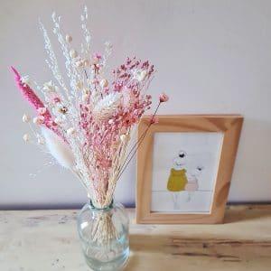 Livraison bouquet de fleurs sechees