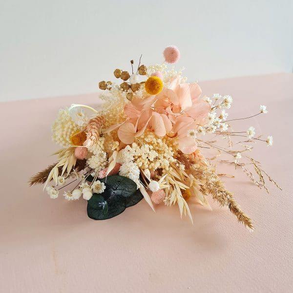 Livraison bouquet fleurs séchées