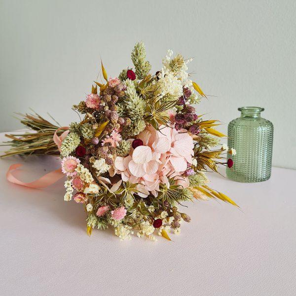 bouquet fleurs séchées pas cher