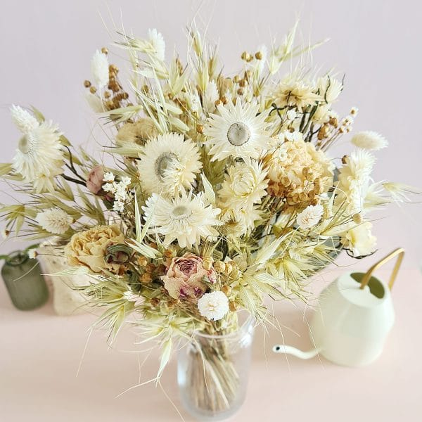 Bouquet fleur sechees pas cher