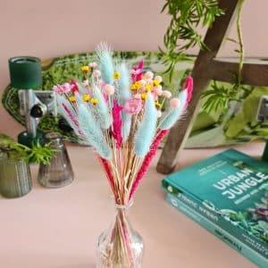 petit bouquet fleurs séchées