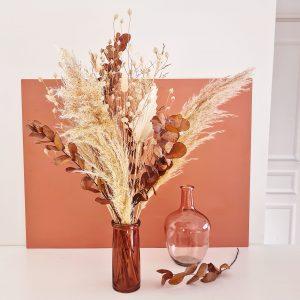 Bouquet de fleur sechees deco