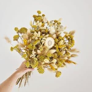 Bouquet fleurs séchées pour votre déco