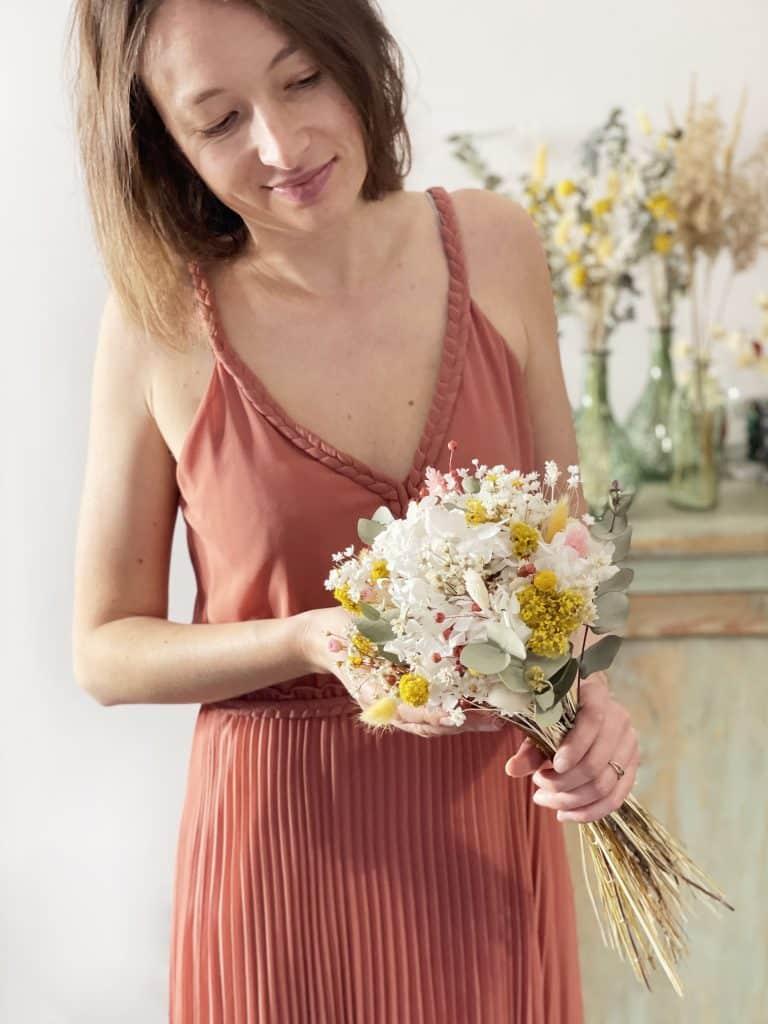 Livraison de fleurs en cadeau