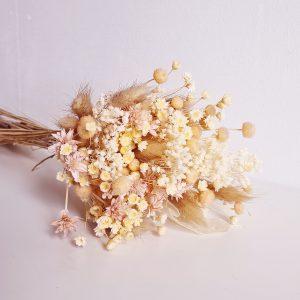 Bouquet de fleurs sechees en livraison
