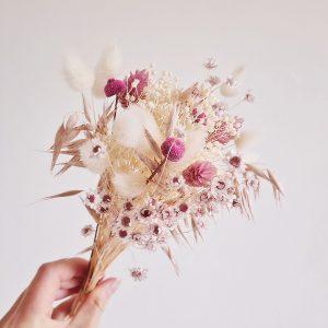 Soliflore et fleurs séchées